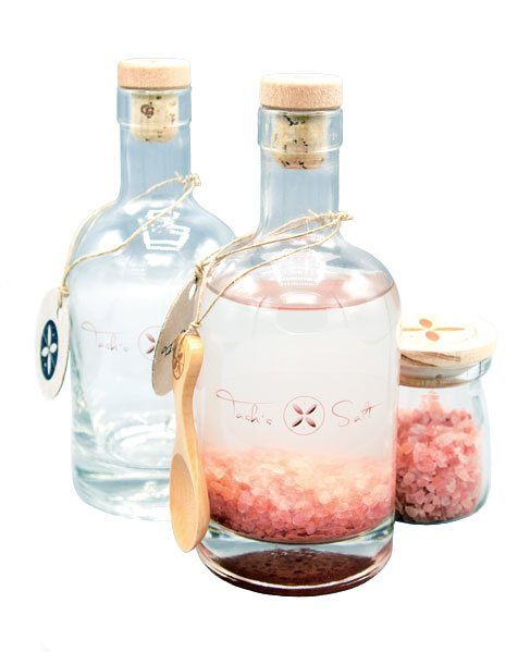 Image of Tash's Salt sole bottles